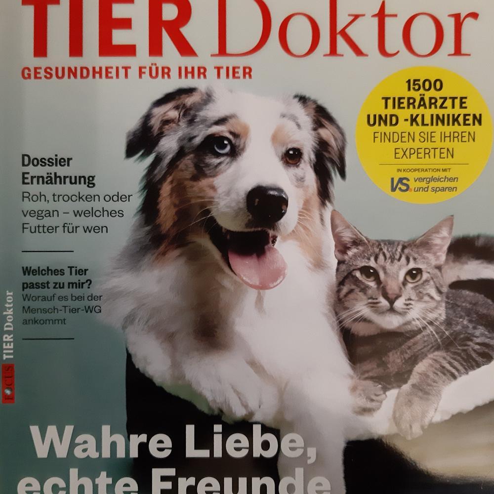 Focusausgabe Tierdoktor Nov / 2019